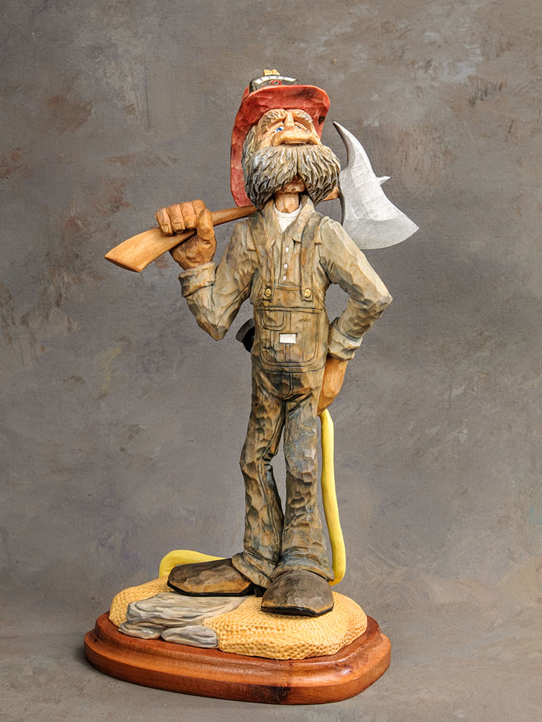 Images about caricature carving and sculpture on