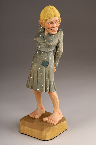 Caricatures in motion caricature carvers of america